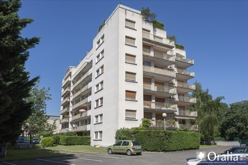 Vente appartement Villeurbanne 148000€ - Photo 1