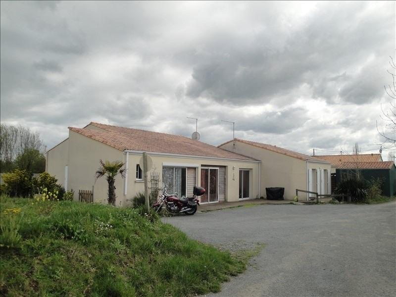 Investment property house / villa Mauze sur le mignon 374000€ - Picture 3