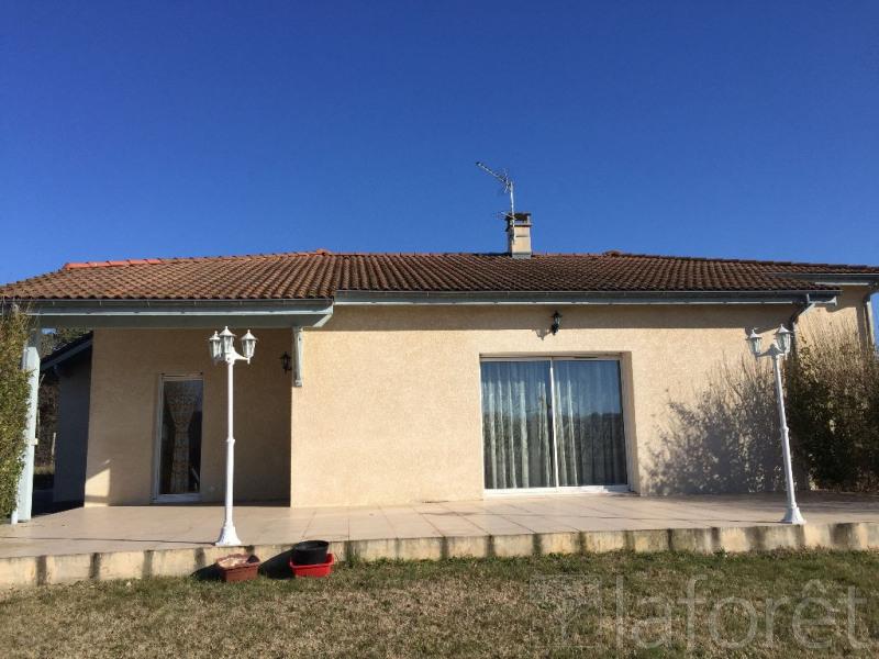 Vente maison / villa Villefontaine 330000€ - Photo 2