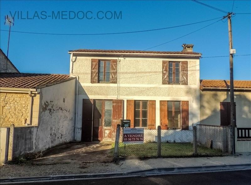 Vente maison / villa Gaillan en medoc 88000€ - Photo 1