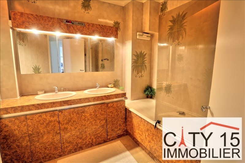 Venta de prestigio  apartamento Paris 15ème 1015000€ - Fotografía 10