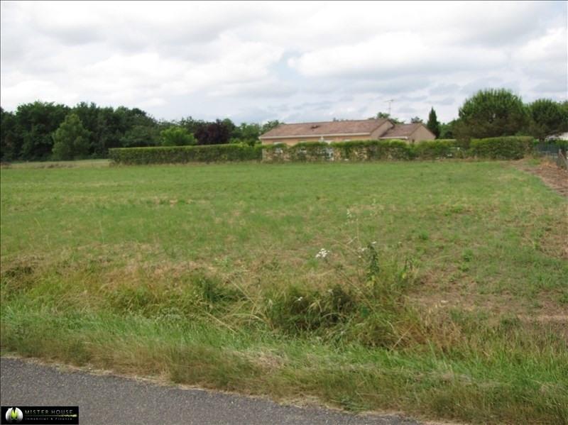 Verkoop  stukken grond Montech 85000€ - Foto 2