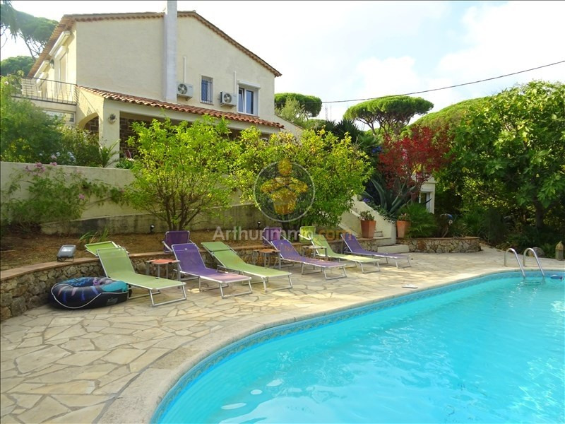Vente de prestige maison / villa Grimaud 1150000€ - Photo 2