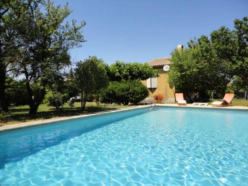 Vente maison / villa Entraigues sur la sorgue 380000€ - Photo 1