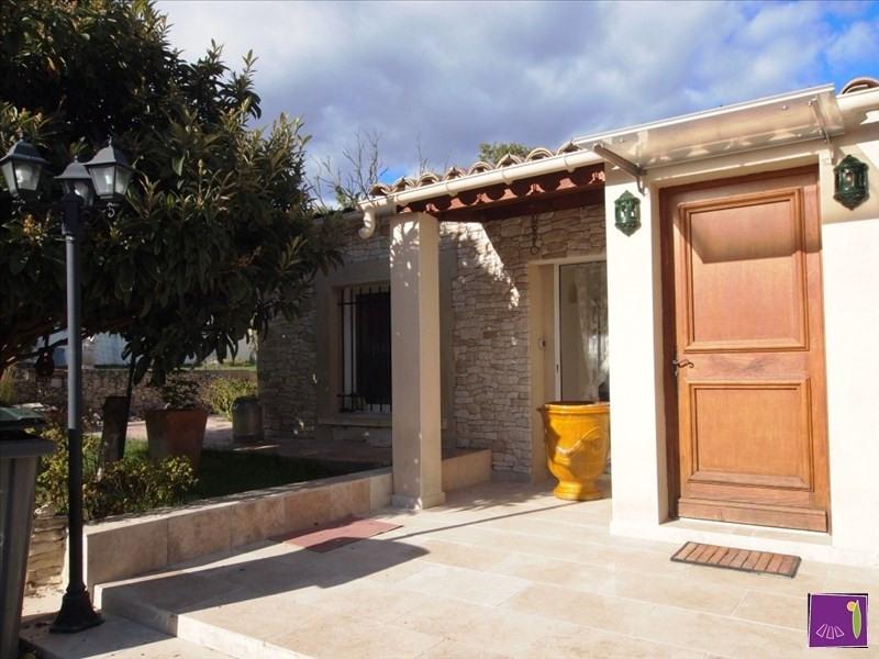 Vente maison / villa Uzes 315000€ - Photo 6