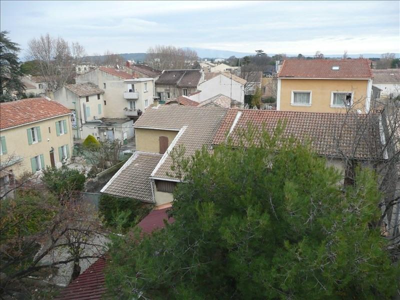 Vente appartement Sorgues 60000€ - Photo 7