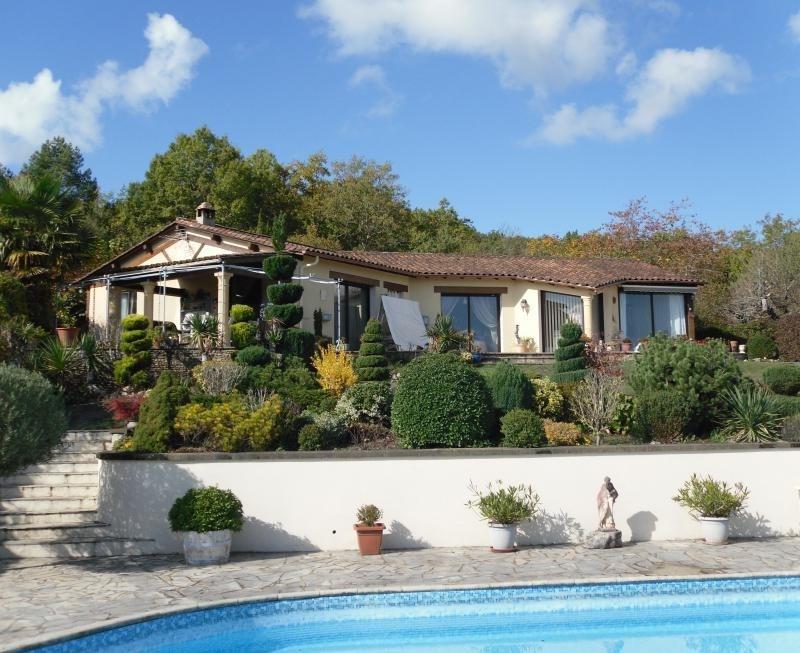 Vente maison / villa St cyprien 387000€ - Photo 2
