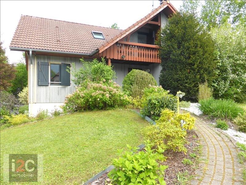 Affitto casa Echenevex 3900€ CC - Fotografia 2