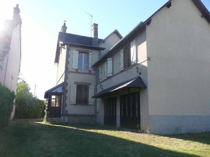 Sale house / villa Aubigny sur nere 149000€ - Picture 2
