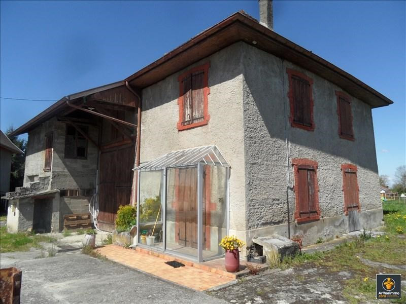 Vente maison / villa Les abrets 127 000€ - Photo 2