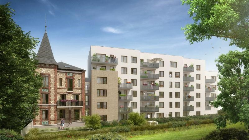 Fontenay Sous Bois Immobilier > L'Orée du Bois programme immobilier neuf Fontenay sous Bois u20ac u20ac Proposé par Equature