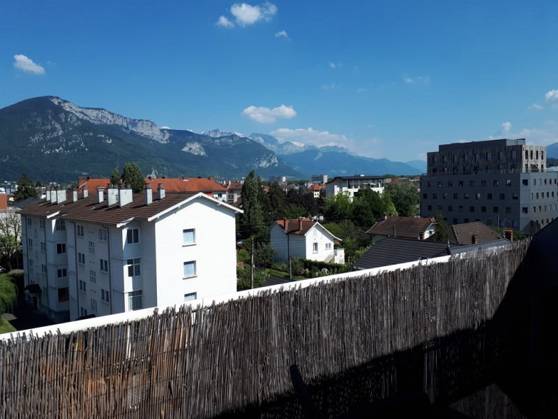 Rental apartment Annecy 854€ CC - Picture 1