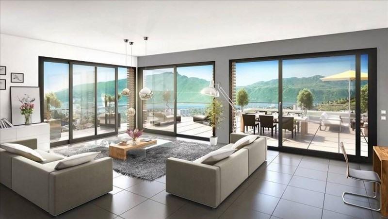 Vente de prestige appartement Aix les bains 695000€ - Photo 3