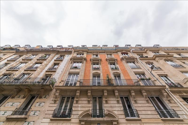 Sale apartment Paris 15ème 438000€ - Picture 2