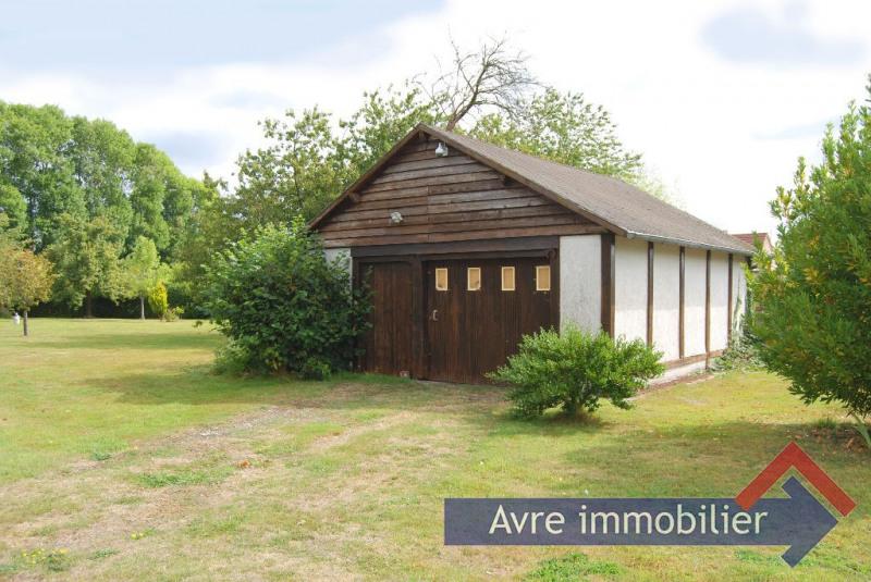 Vente maison / villa Verneuil d avre et d iton 211000€ - Photo 4