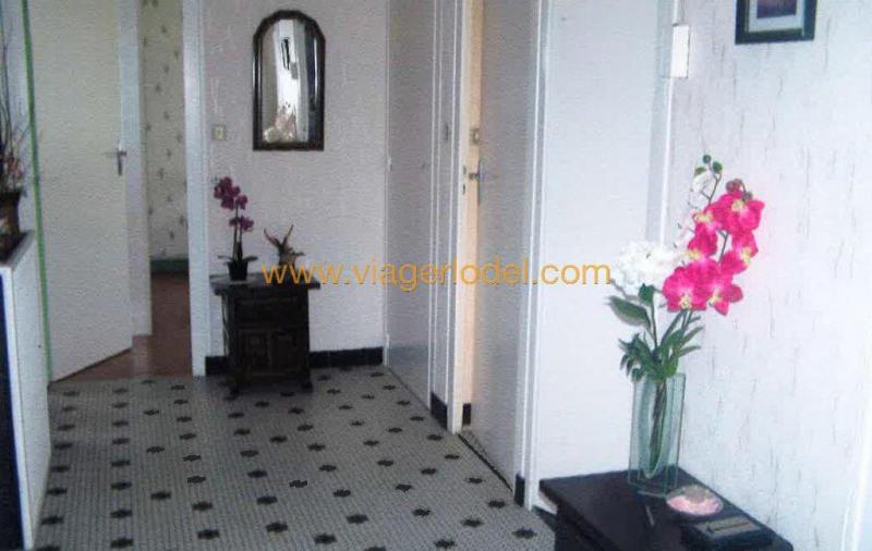 Lijfrente  huis Lezigne 95000€ - Foto 8