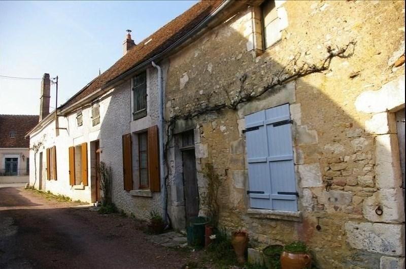 Sale house / villa St sauveur en puisaye 60000€ - Picture 1