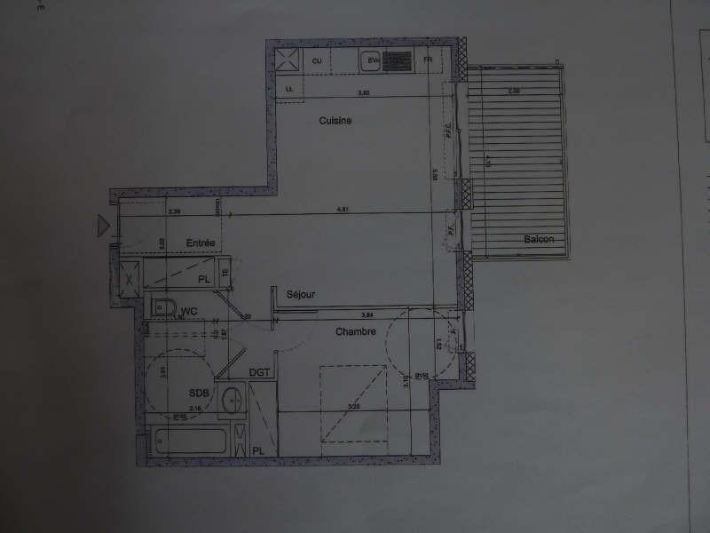Location appartement Gex 824€ CC - Photo 3