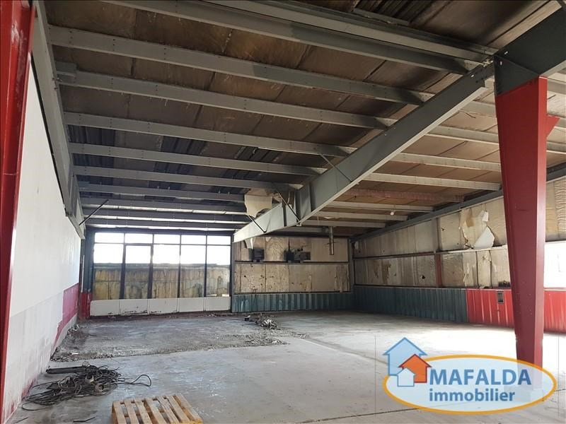 Location local commercial Sallanches 5 500€ +CH/ HT - Photo 3