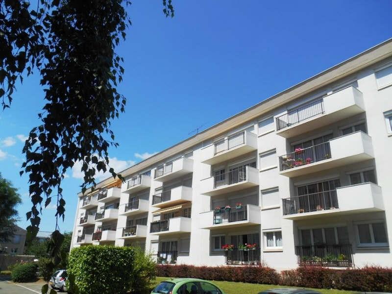 Rental apartment Poissy 1100€ CC - Picture 1