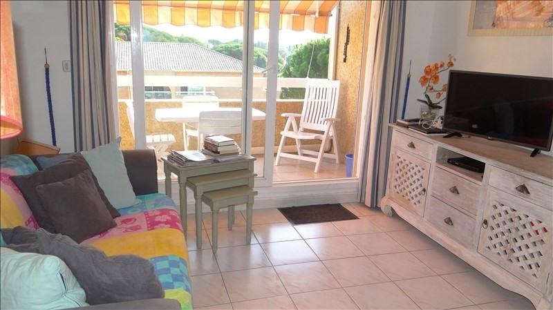 Sale apartment Cavalaire 219000€ - Picture 2