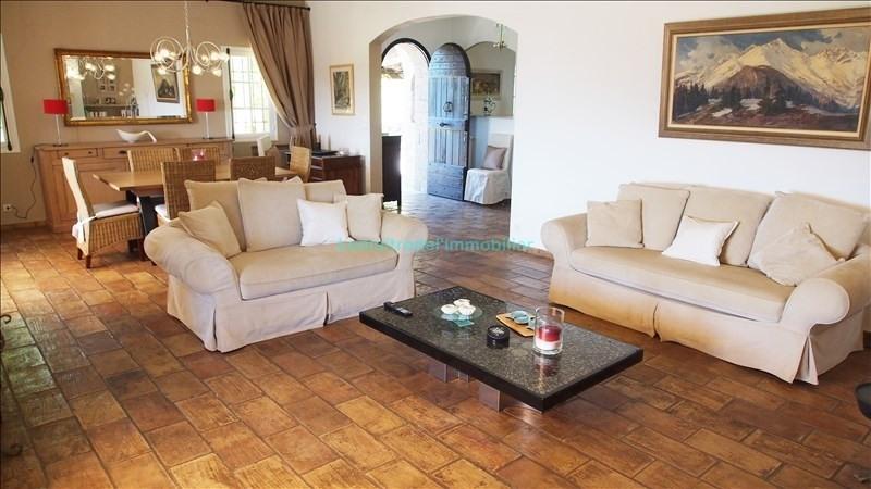 Vente de prestige maison / villa Le tignet 895000€ - Photo 8