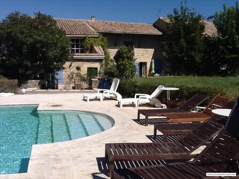 Immobile residenziali di prestigio casa Goudargues 550000€ - Fotografia 10