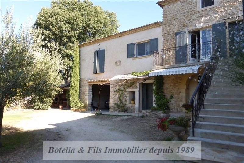 Vendita casa Uzes 527000€ - Fotografia 12
