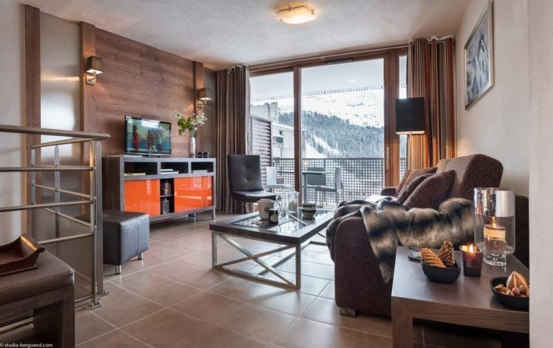 Revenda residencial de prestígio apartamento Flaine 254167€ - Fotografia 3