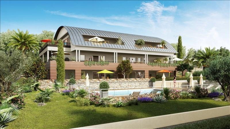 Sale apartment Le golfe juan 249000€ - Picture 1