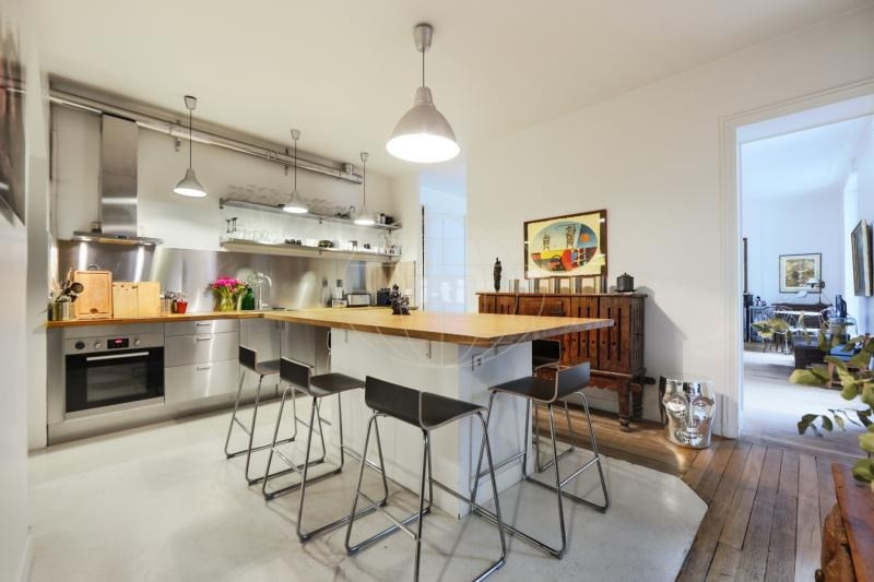 Vente de prestige appartement Paris 9ème 1440000€ - Photo 6