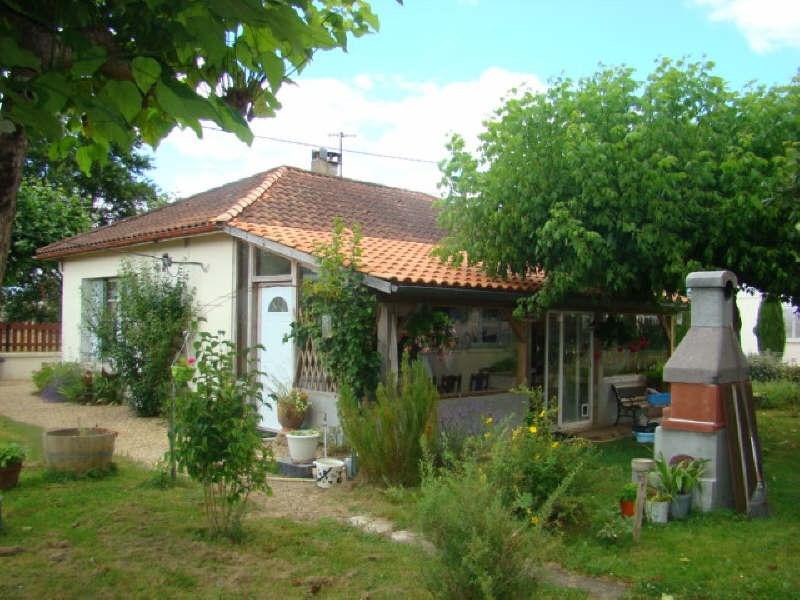 Vente maison / villa Montpon menesterol 95900€ - Photo 1