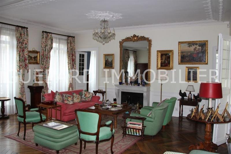 Vente de prestige appartement Paris 8ème 3500000€ - Photo 2