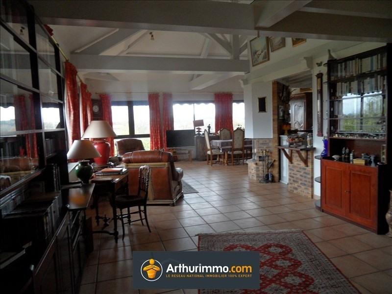 Vente maison / villa Morestel 285000€ - Photo 4