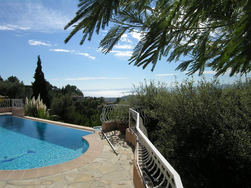 Vacation rental house / villa Les issambres 2 640€ - Picture 8
