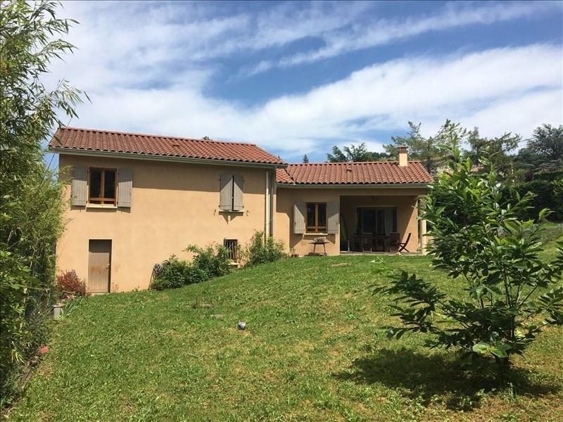 Venta  casa Sourcieux les mines 360000€ - Fotografía 4