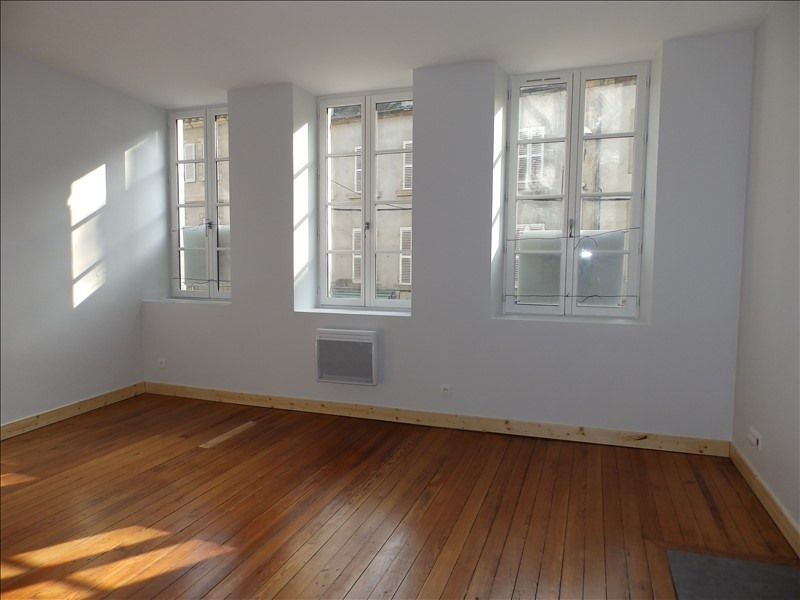Rental apartment Moulins 350€ CC - Picture 1