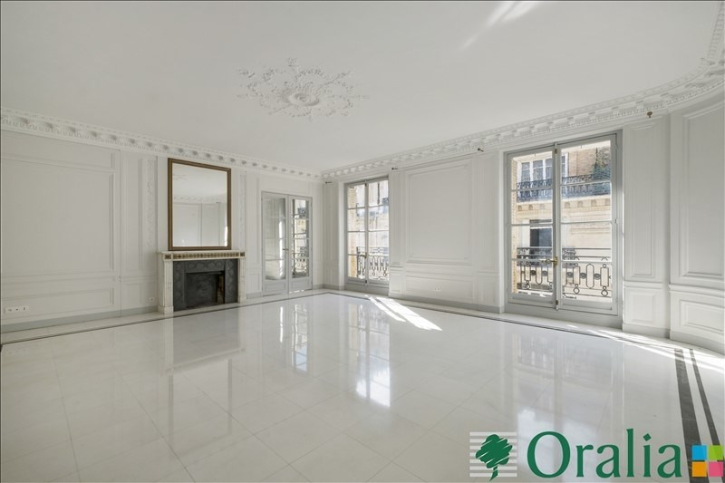 Vente de prestige appartement Paris 16ème 3 390 000€ - Photo 1