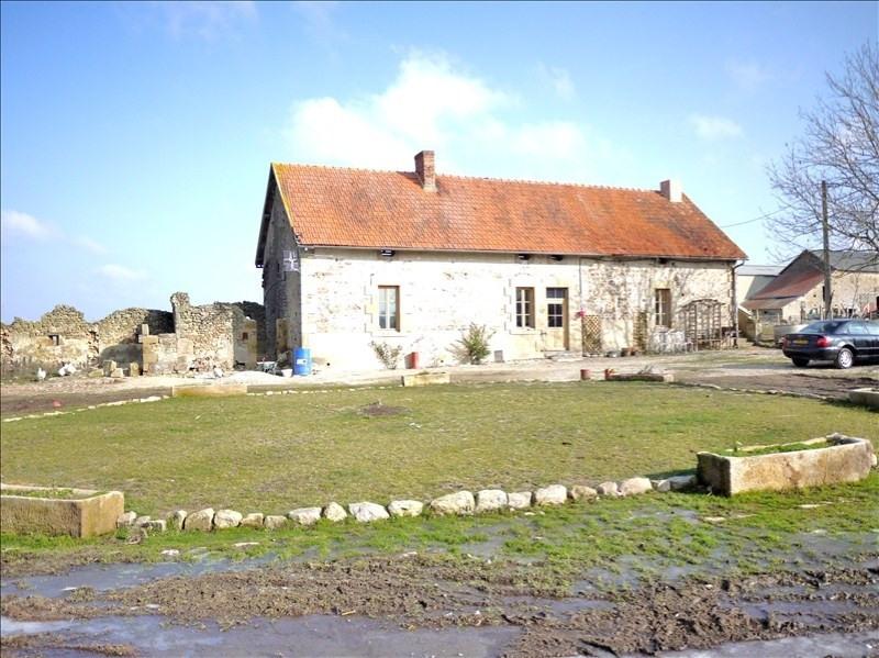 Sale house / villa Rocles 152000€ - Picture 1