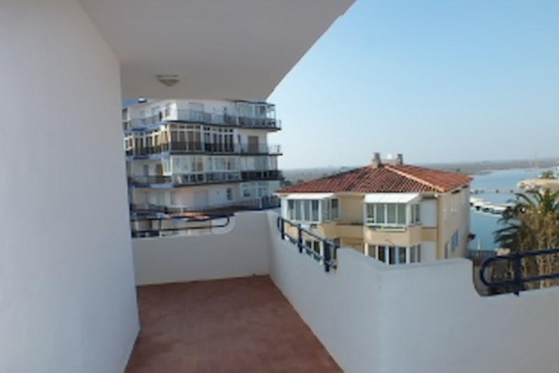 Location vacances appartement Roses santa-margarita 260€ - Photo 1