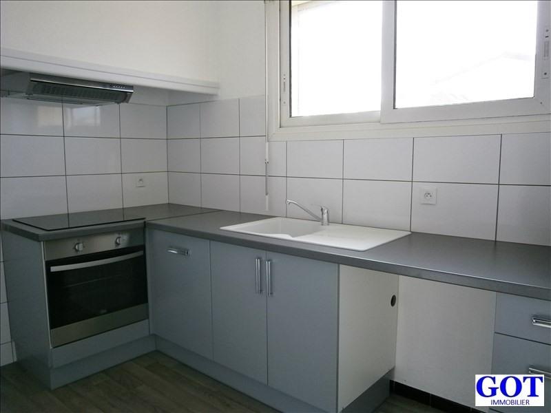 Rental apartment Le barcares 580€ CC - Picture 2