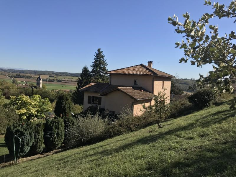 Sale house / villa St just chaleyssin 390000€ - Picture 1