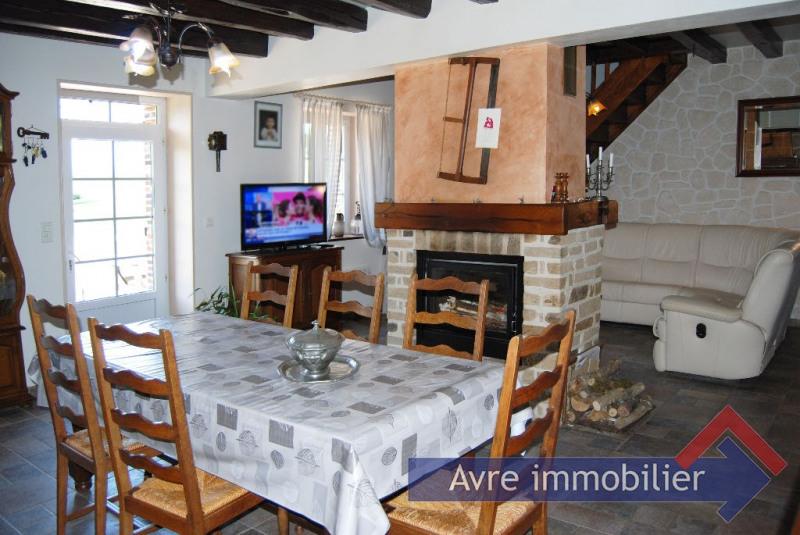 Sale house / villa Verneuil d avre et d iton 294000€ - Picture 2