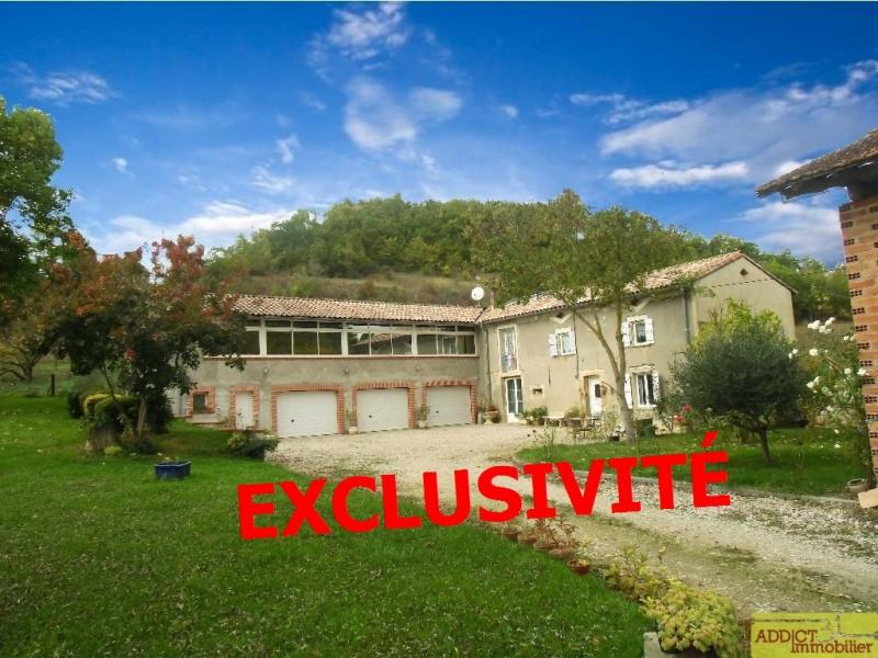 Vente maison / villa Secteur lavaur 535500€ - Photo 1