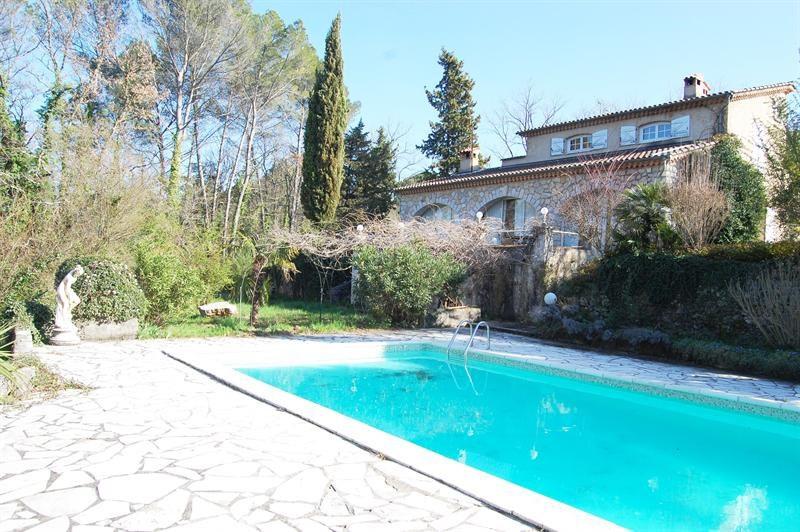 Vente de prestige maison / villa Fayence 890000€ - Photo 1