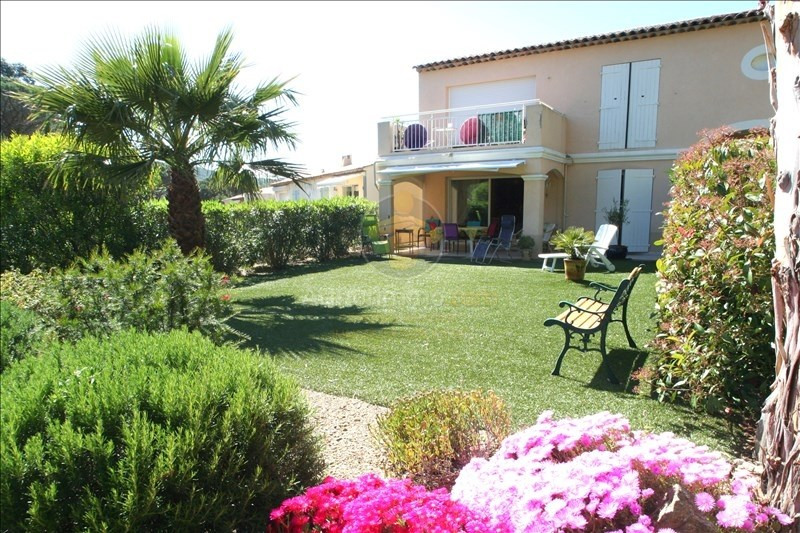 Sale apartment Sainte maxime 265 000€ - Picture 1