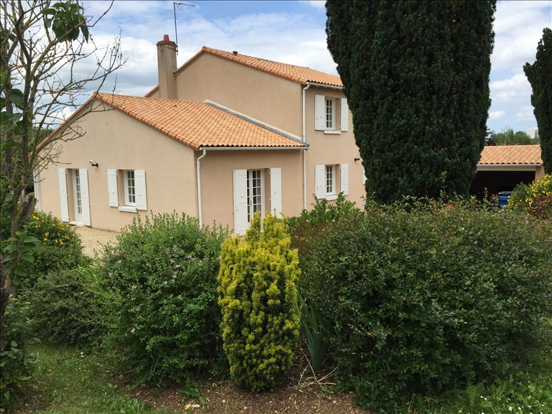 Venta  casa St benoit 415000€ - Fotografía 4