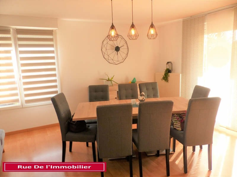 Sale apartment Mommenheim 202 350€ - Picture 4