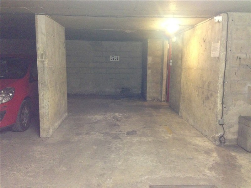 Vente parking Bagnolet 15 000€ - Photo 2