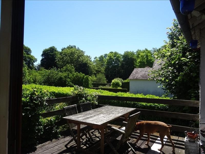 Vente maison / villa Lucenay les aix 185000€ - Photo 2